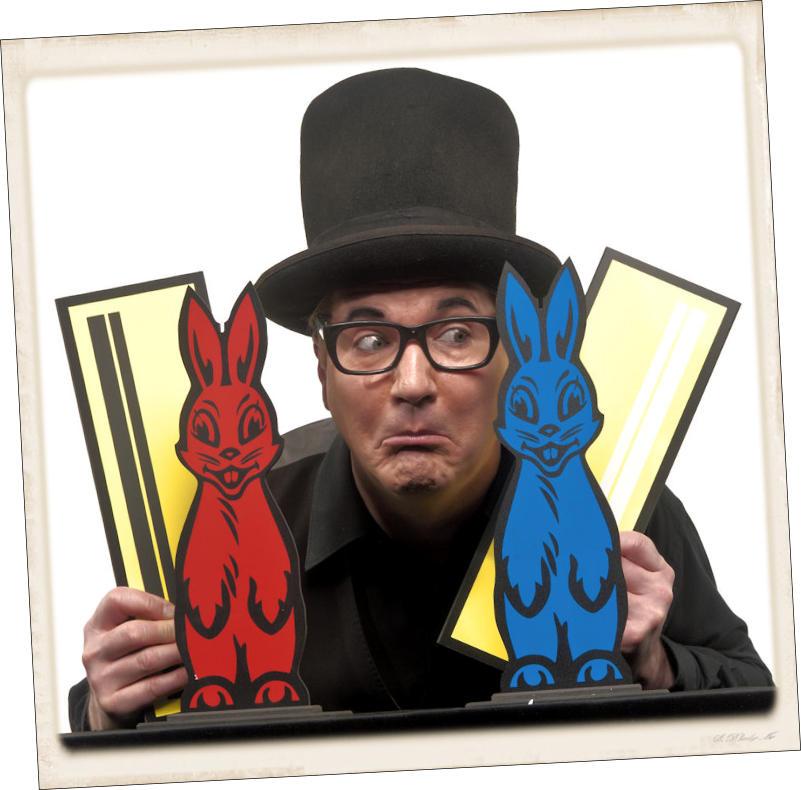 Zauberer und clown f r kinder aus hamburg comedytheater for Wohnzimmer quatsch